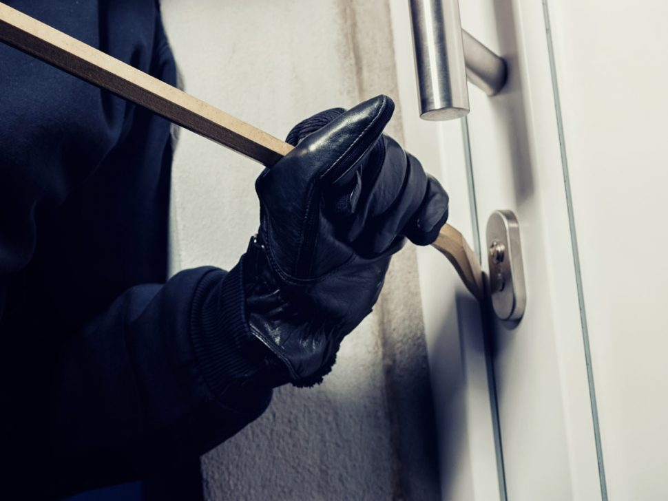 IS YOUR RENTAL PROPERTY AT RISK OF A BREAK-IN?