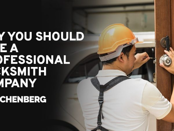 why you should hire a professional locksmith company