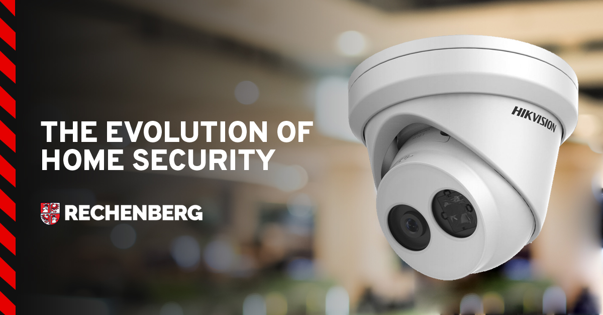 The Evolution of Home Security
