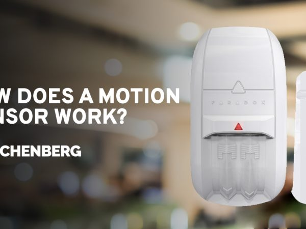 How does motion sensor work