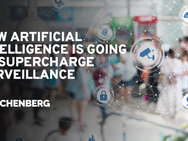 3 Ways Artificial Intelligence Can Enhance the Surveillance Industry
