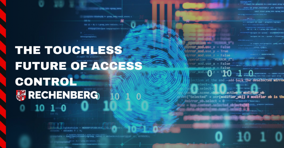 The Touchless Future of Access Control