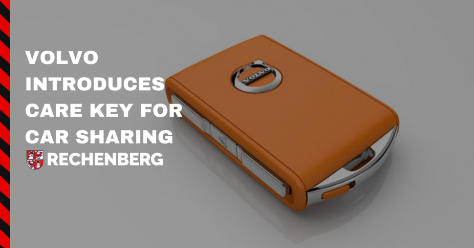 Volvo Introduces Care Key for Car Sharing